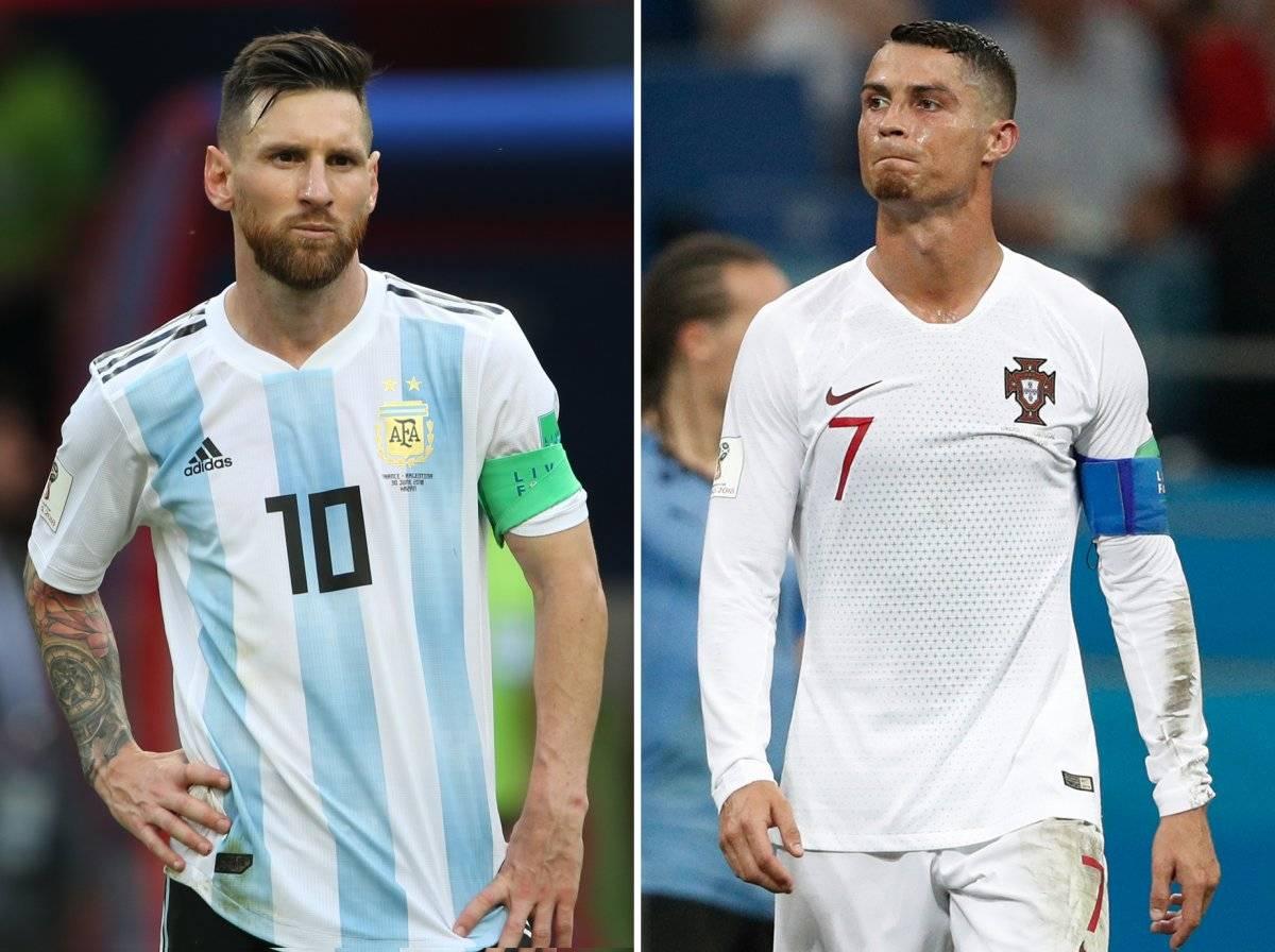 Messi y Ronaldo dejaron un gran vacío en el torneo.