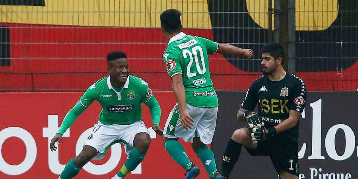 Audax Italiano se quedó con el clásico de Colonias al vencer a Unión Española y avanzó en Copa Chile
