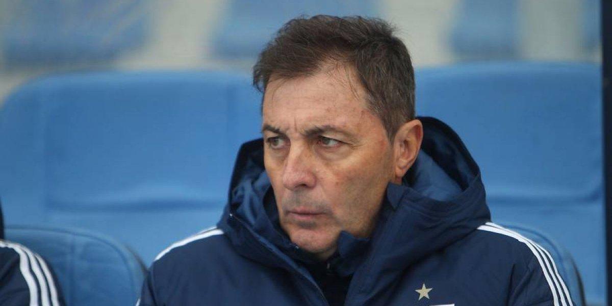 """Kudelka se ilusiona en la U: """"Con estos jugadores mi idea se plasmará en poco tiempo"""""""