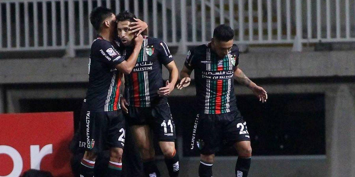 Palestino derrotó con holgura a La Calera y avanzó a los cuartos de Copa Chile