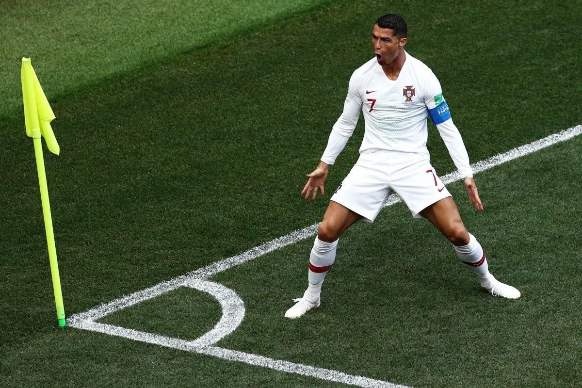 Ronaldo estaba para ser el goleador del certamen