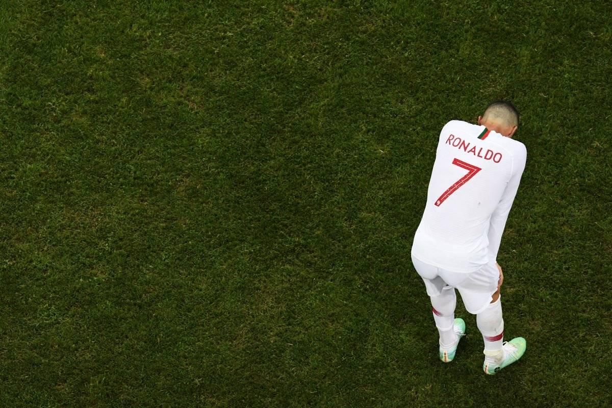 Ronaldo pudo haber jugado su último Mundial