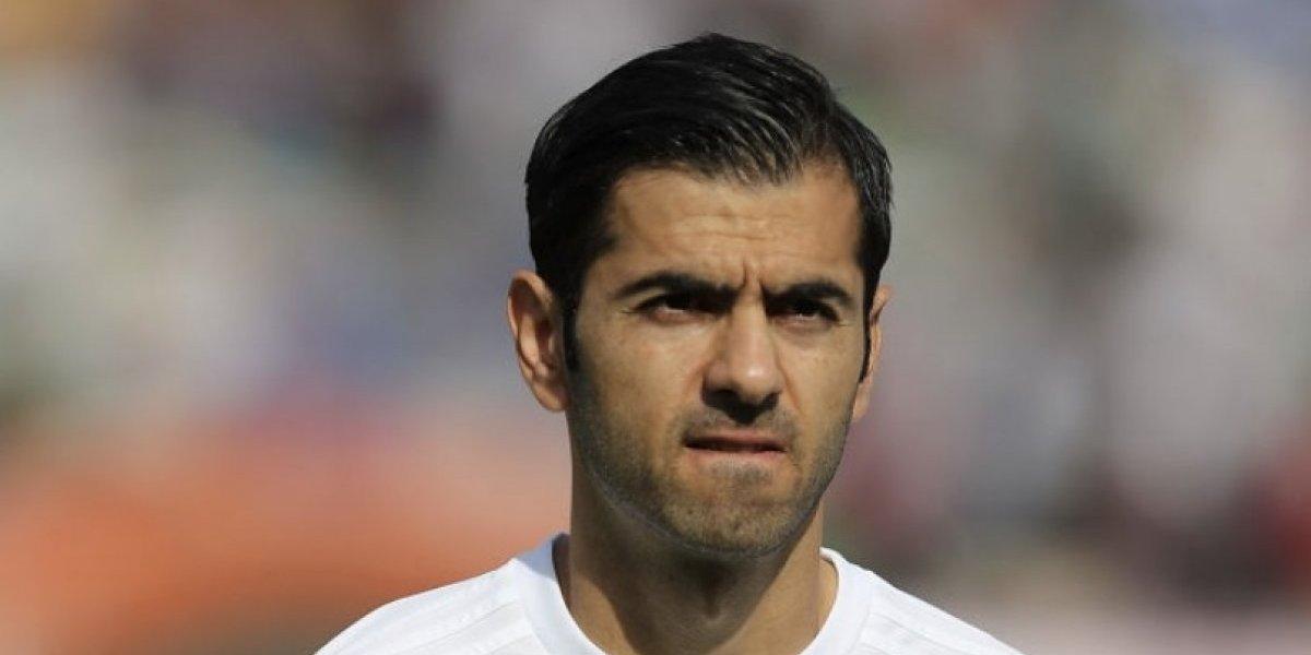 Por ir al baño, jugador de Irán no debutó en Rusia 2018
