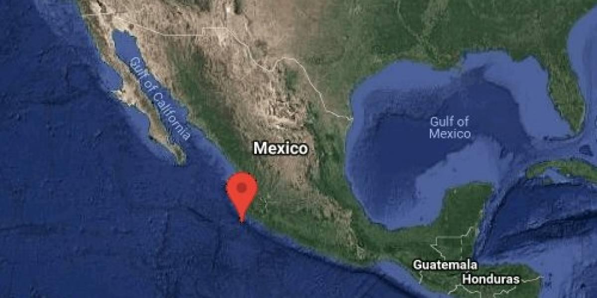 Sismo de magnitud 6 sorprende a los habitantes de Jalisco