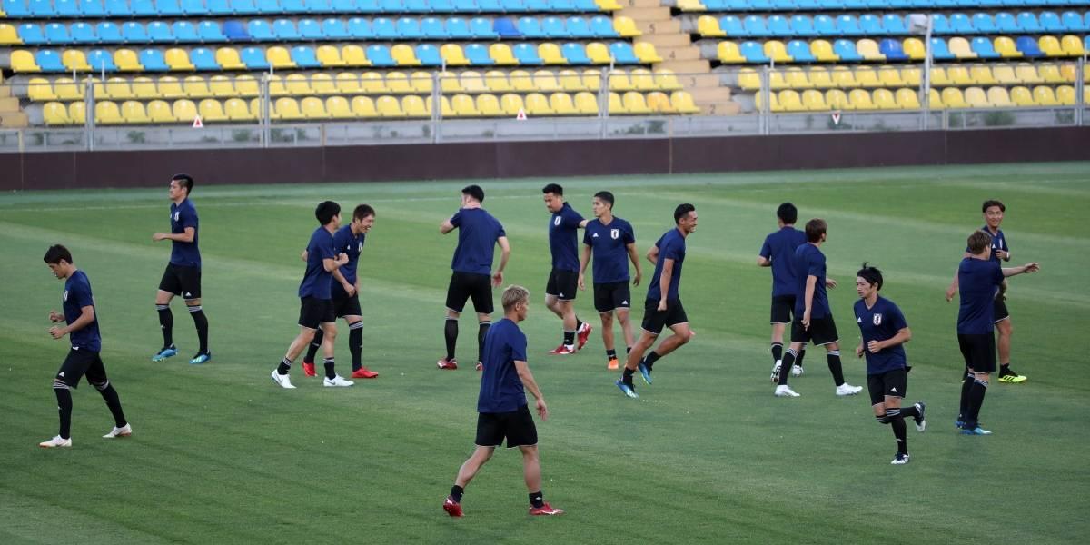 Japão desafia favoritismo da Bélgica para avançar para as quartas