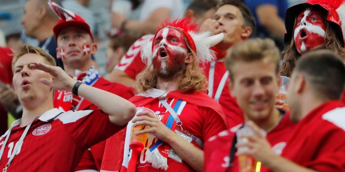 AO VIVO: Croácia e Dinamarca se enfrentam neste domingo