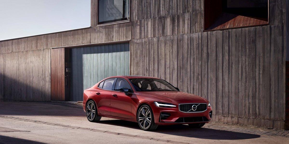 Volvo Cars lanza su nuevo sedán deportivo S60