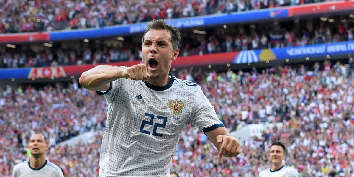 ¡Rusia está de fiesta! Eliminó a España y sueña con su Mundial