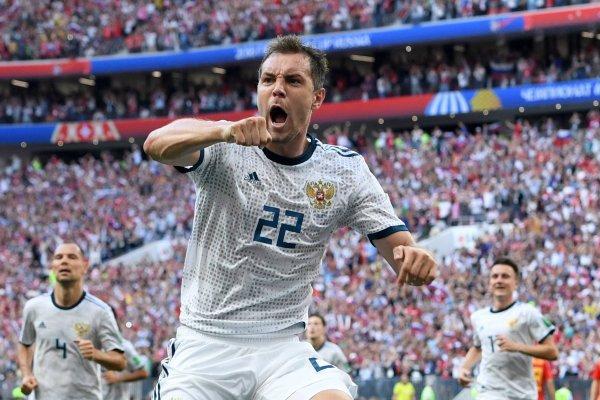 Video de los goles de España vs Rusia