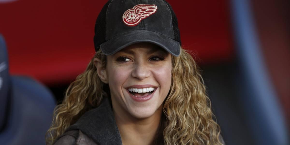 ¡De fiesta en 'El Dorado'! Así celebró Shakira el gol de España vs Rusia