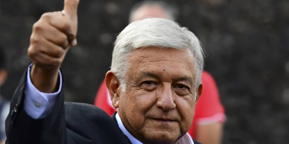 Izquierdista López Obrador gana con amplia ventaja presidencial de México