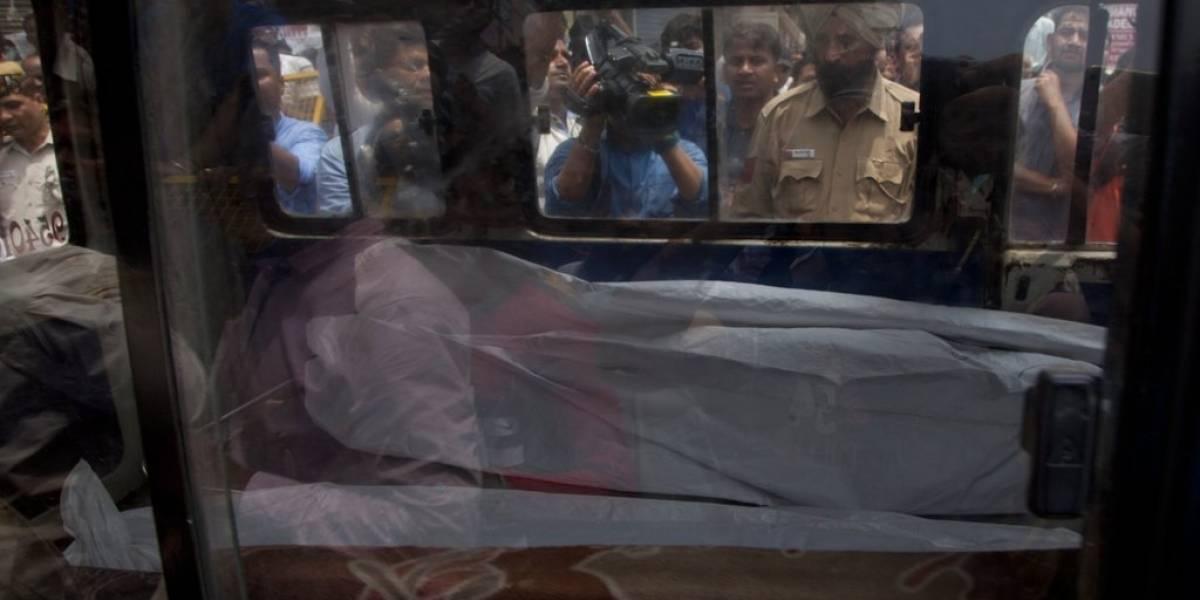 Policía halla 11 cadáveres dentro de una casa en India