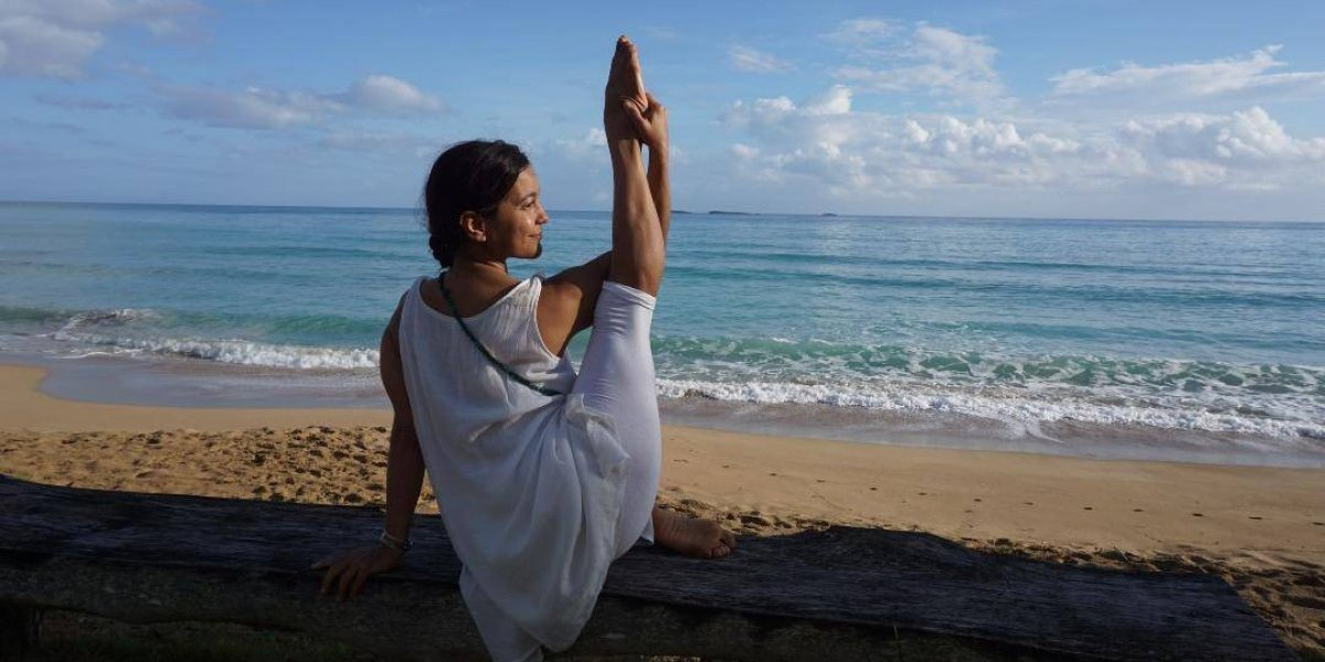 Soraya Franco inaugura espacio de Danza y Yoga