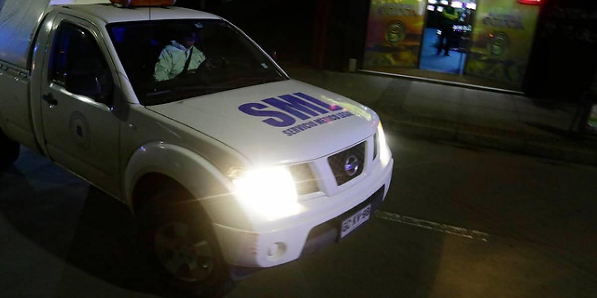 Violento asesinato en San Bernardo: joven muere tras recibir diversas puñaladas