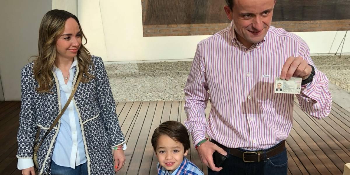 Mikel Arriola dice que reconocerá resultados de la elección