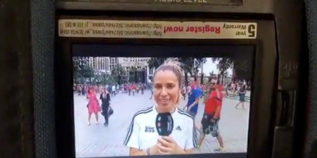 Nuevo caso de acoso de una periodista en el Mundial