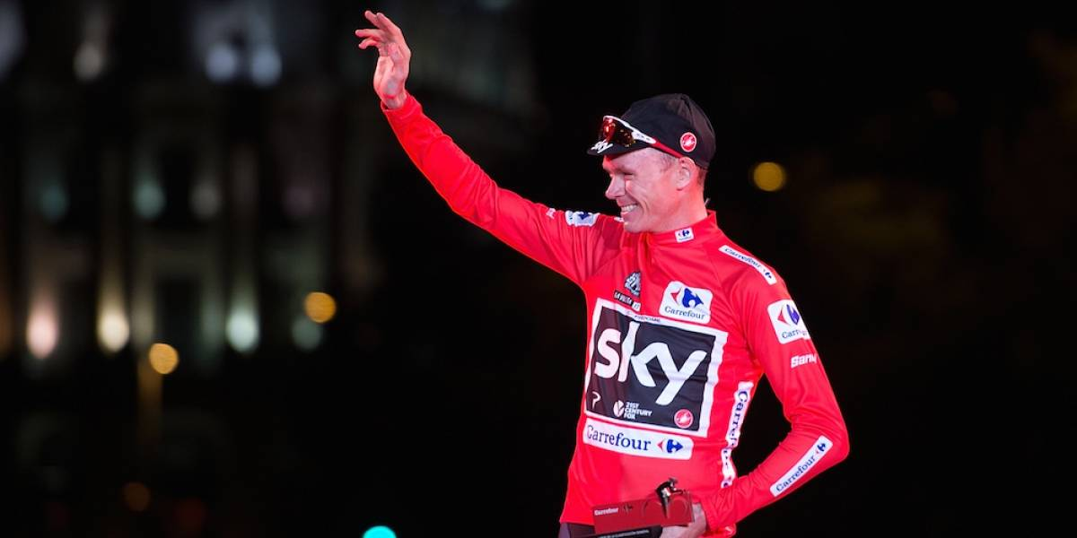 Tour de Francia veta participación de Chris Froome por dopaje