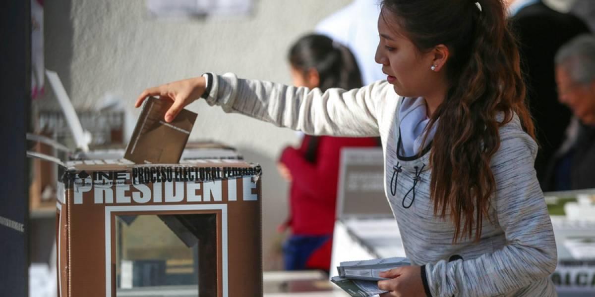 Hartos de corrupción, violencia, mexicanos eligen presidente