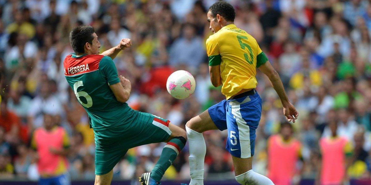 VIDEO: La última gloria del equipo mexicano ante Brasil