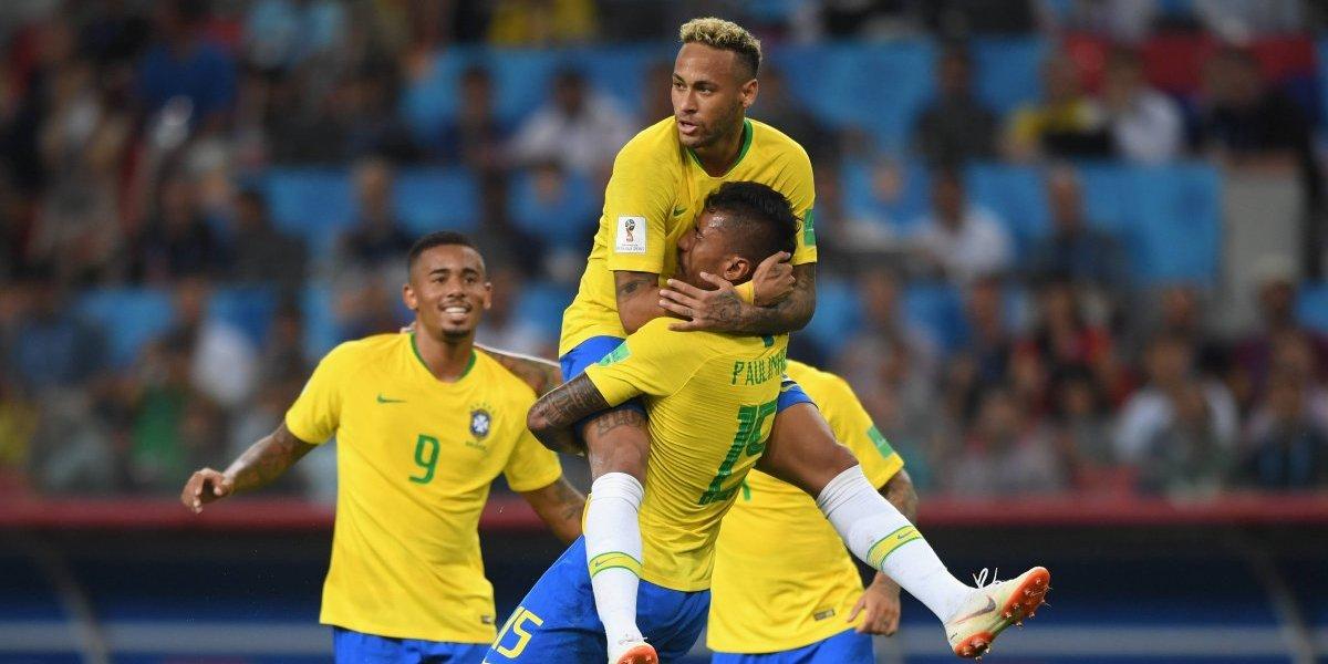 Minuto a minuto: Brasil y México juegan un partidazo en los octavos de final de Rusia 2018