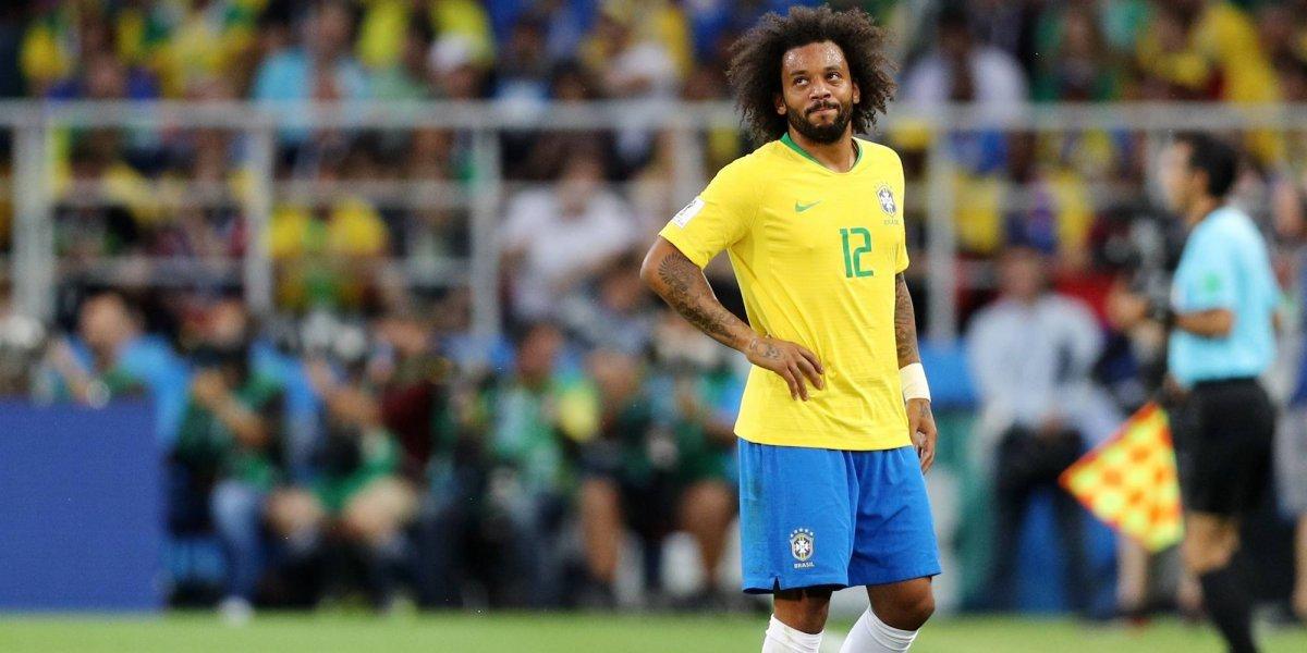 Marcelo no será titular contra México
