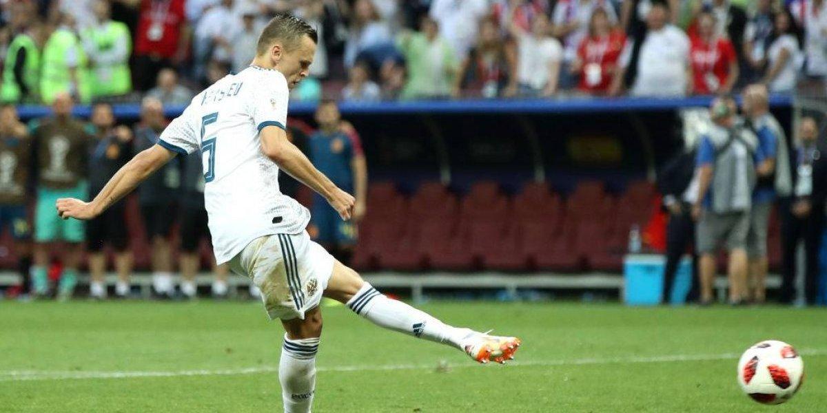 """La sinceridad de Denis Cheryshev en Rusia: """"Todos los que juegan contra España se meten atrás"""""""
