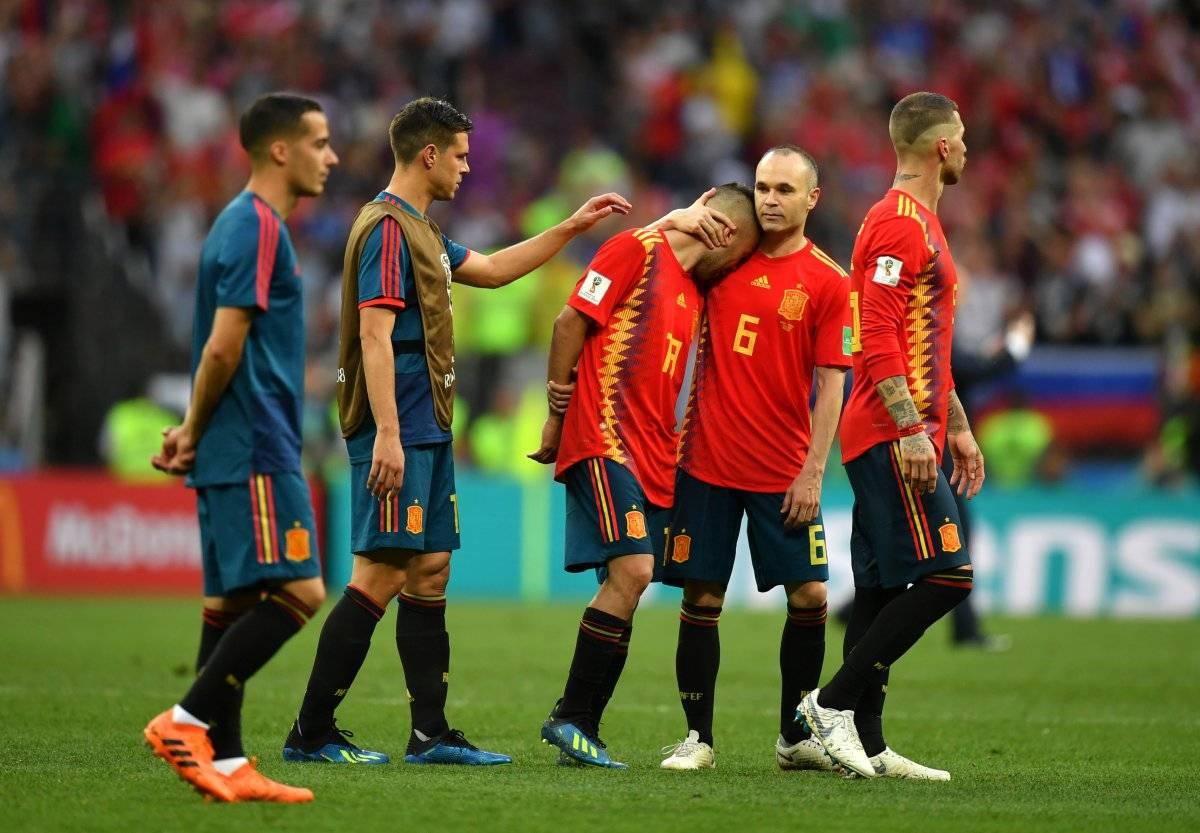 La España de Hierro fracasó / imagen: Getty Images