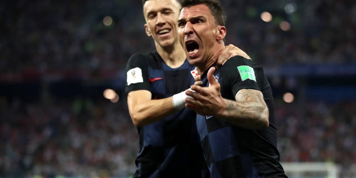 ¡Croacia sueña despierto! Venció a Dinamarca en penales y está en cuartos
