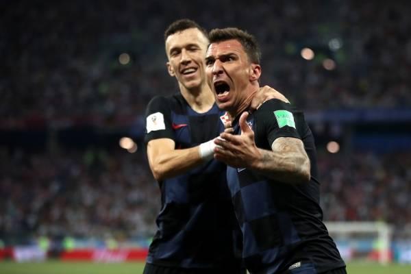 Video de los goles de Croacia VS Dinamarca