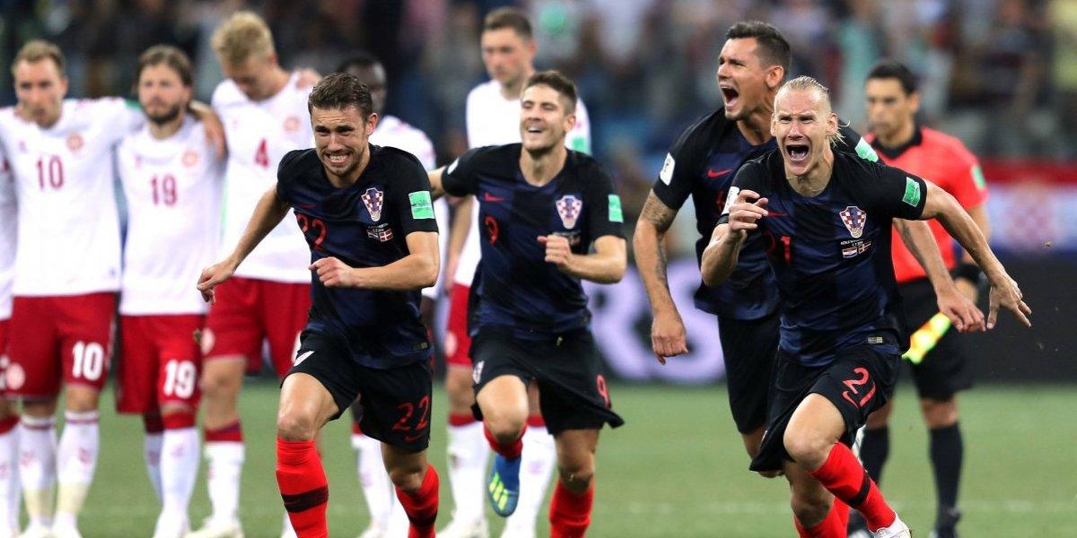 Croacia eliminó a Dinamarca en los penales y pasó a cuartos en un partido que no estuvo a la altura del Mundial