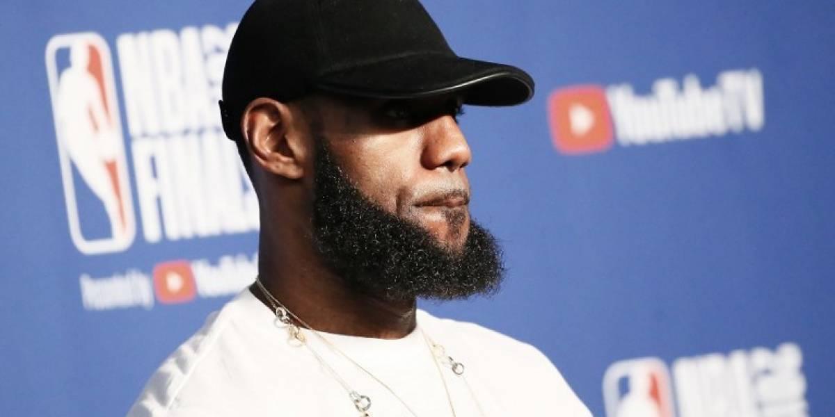 LeBron James firmará con los Lakers por cuatro años y $154 millones
