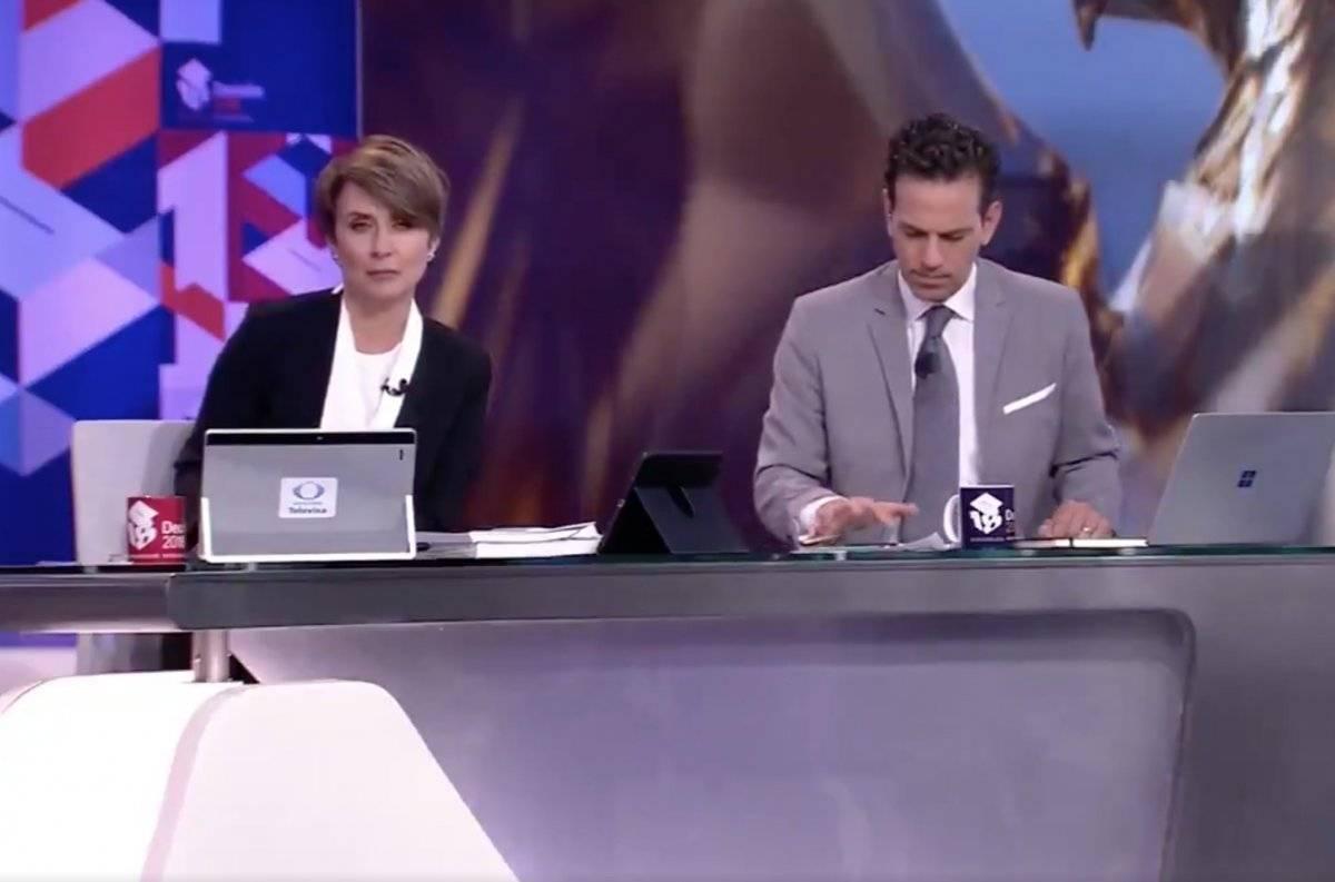 Carlos Loret hizo tremendo coraje en programa en vivo Especial