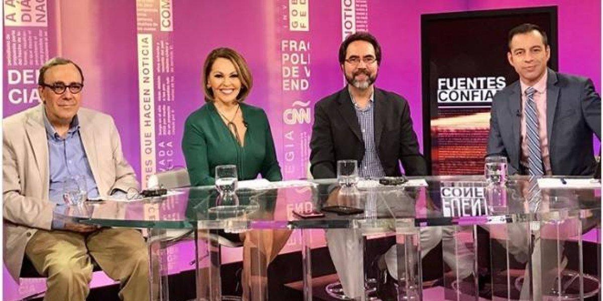 María Elena Salinas y su sorpresivo regreso a la televisión por Telemundo