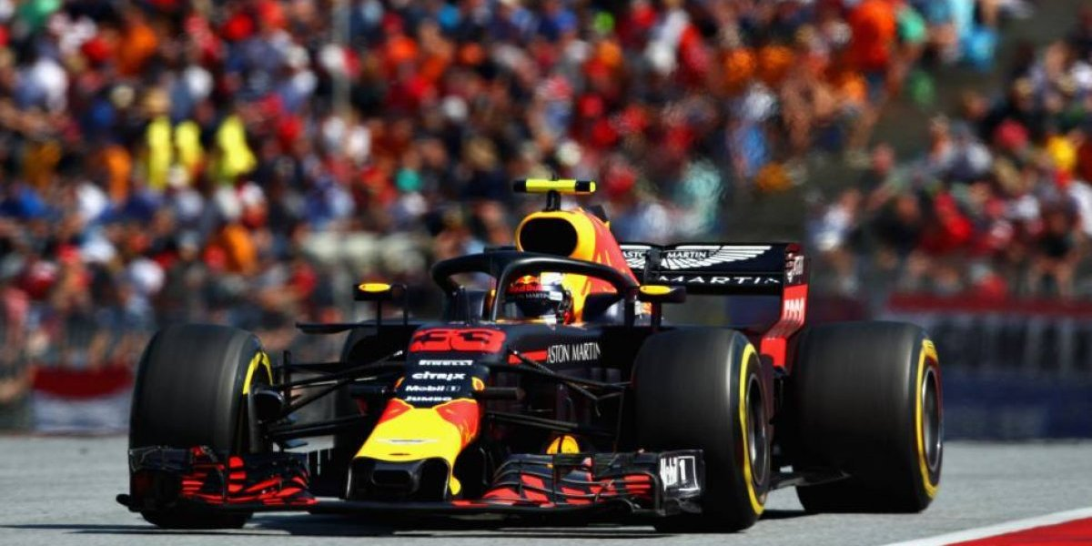 Max Verstappen ganó el Gran Premio de Austria en F-1