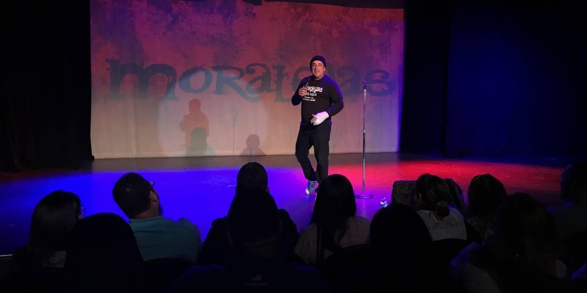 """Miguel Morales pospone show """"Moralejas"""" en Dallas"""
