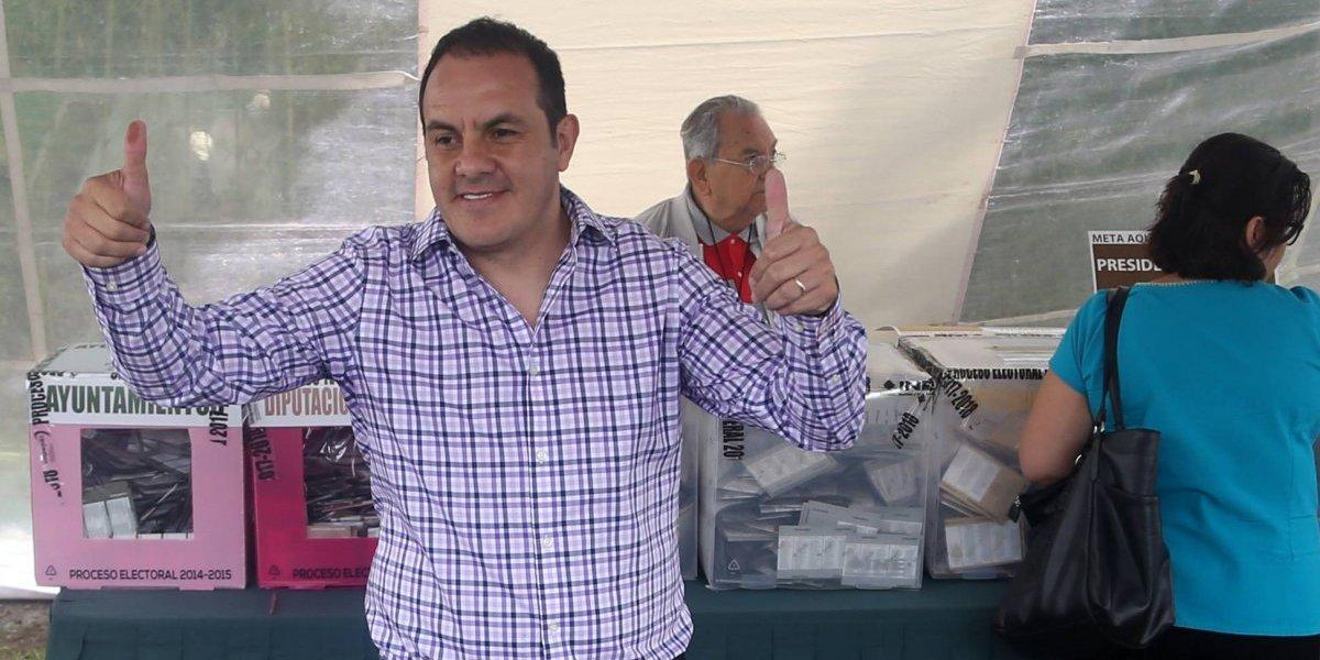 Cuauhtémoc Blanco, el primer ex futbolista que será gobernador en México