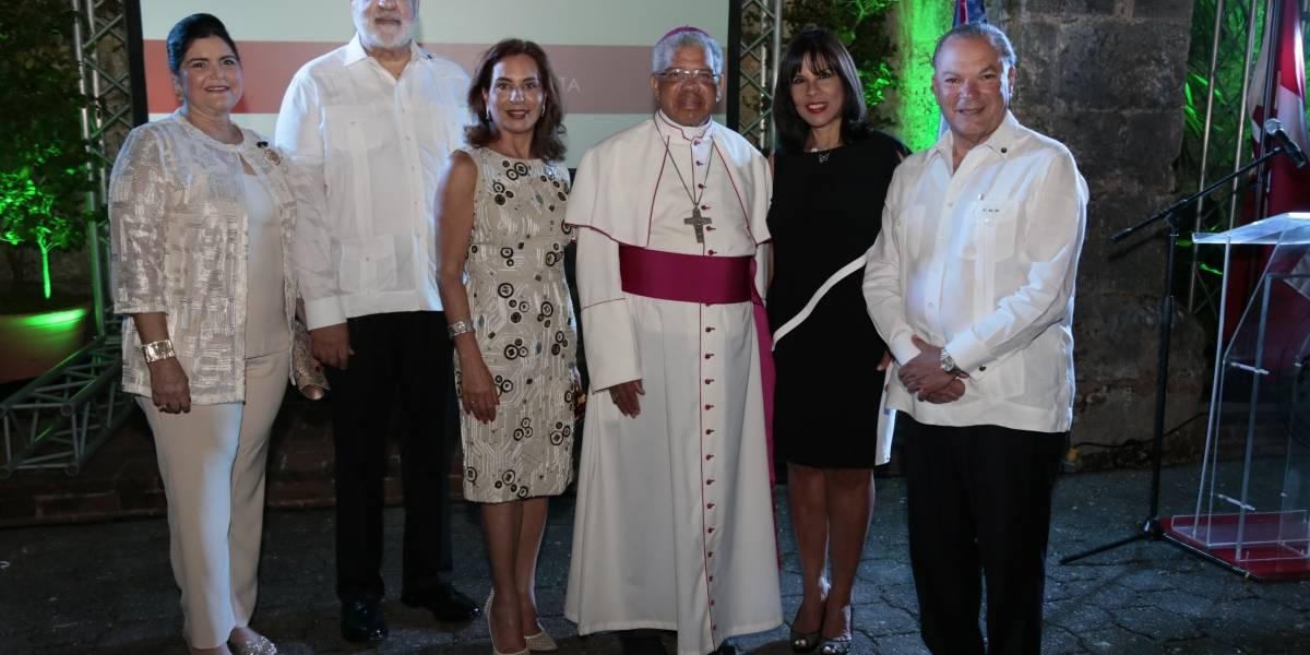 #TeVimosEn: Orden de Malta rinde homenaje a San Juan Bautista