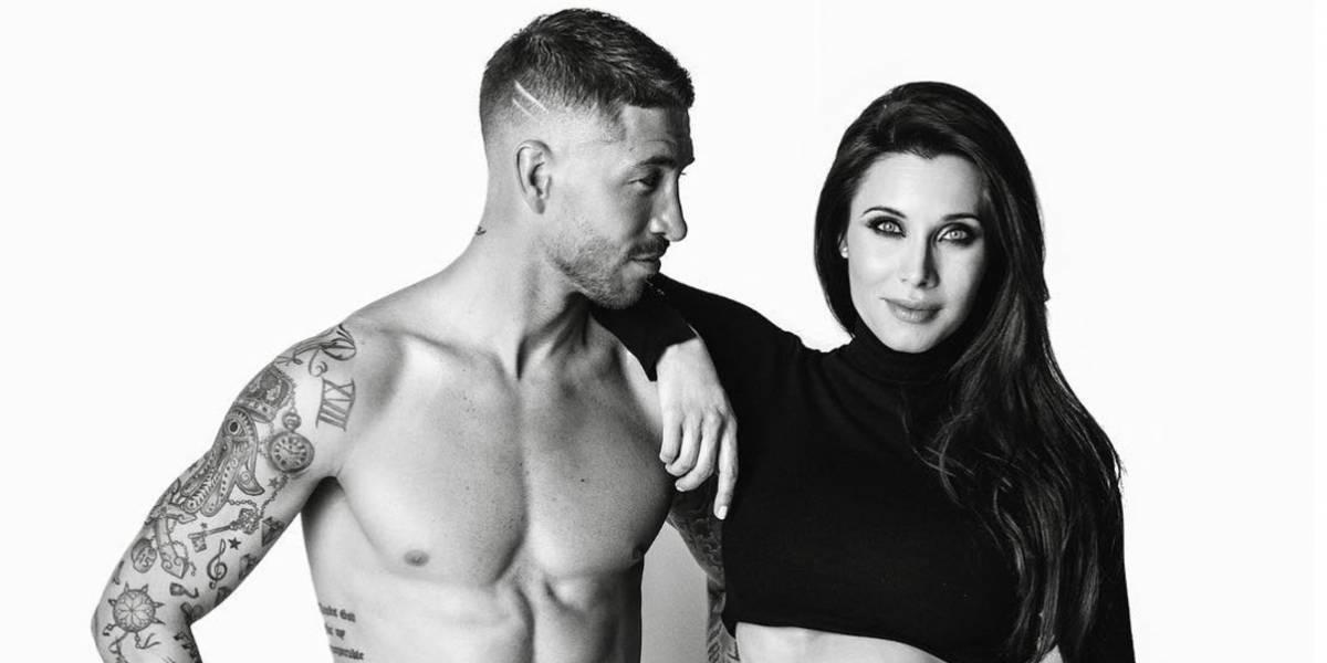 El bikini de la esposa del futbolista Sergio Ramos que desata la locura
