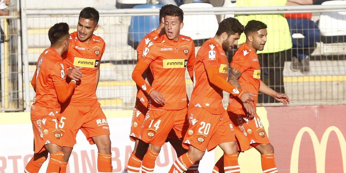 Cobreloa liquidó a San Marcos de Arica y ahora va por la U en Copa Chile