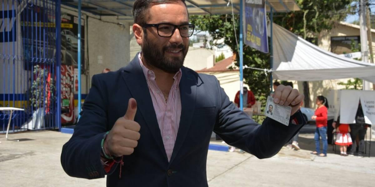 Confía Romo ganar la Miguel Hidalgo pese a compra de voto