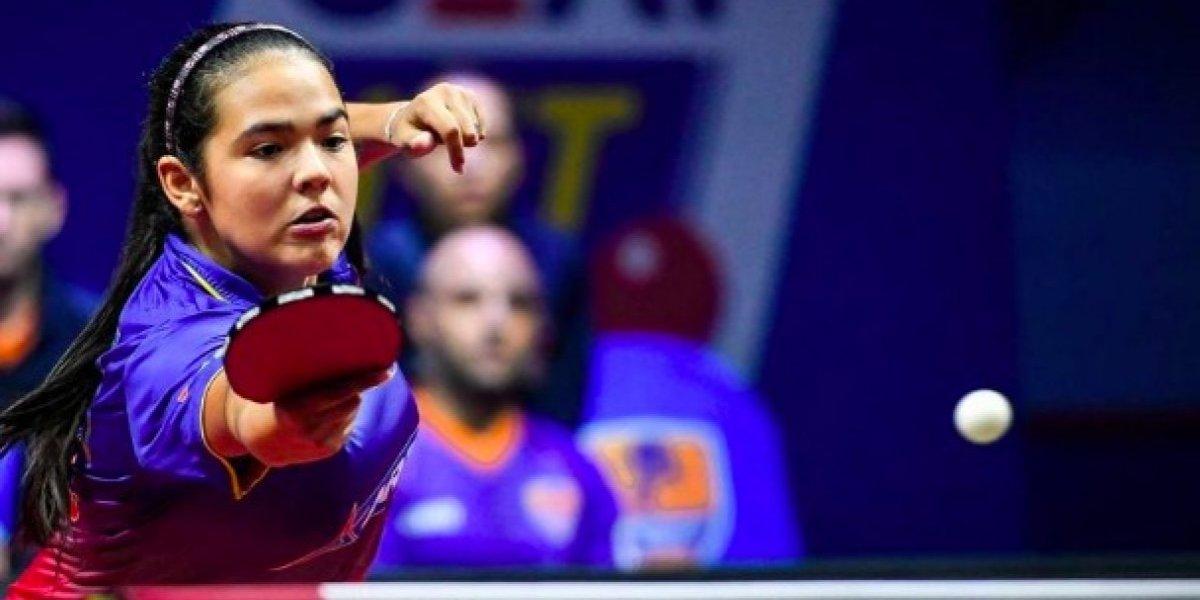 Adriana Díaz conquista el campeonato de la liga india
