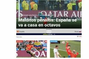 Medio internacionales
