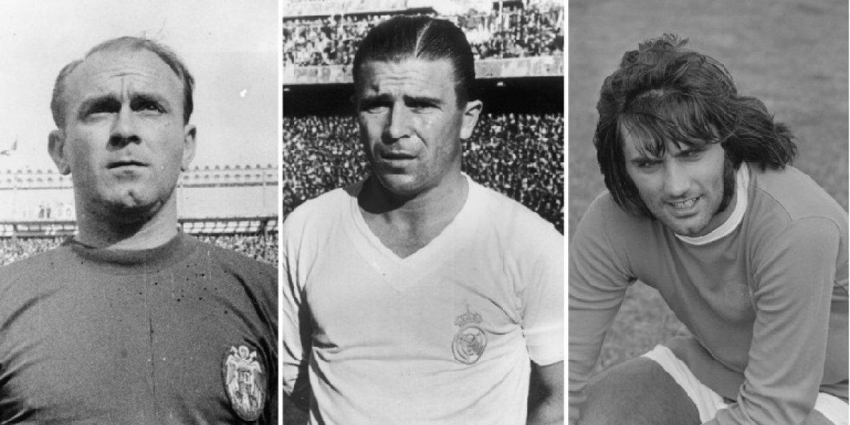 Cracks del futbol que nunca ganaron un Mundial