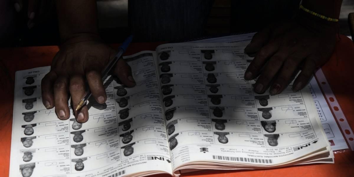Alertan sobre actos de violencia al cierre y conteo de votos en la CDMX