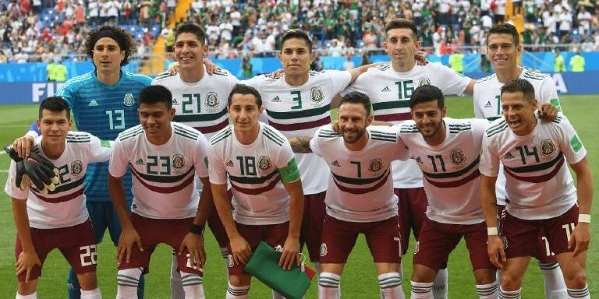 Enfermedad ataca a los jugadores de la selección de México