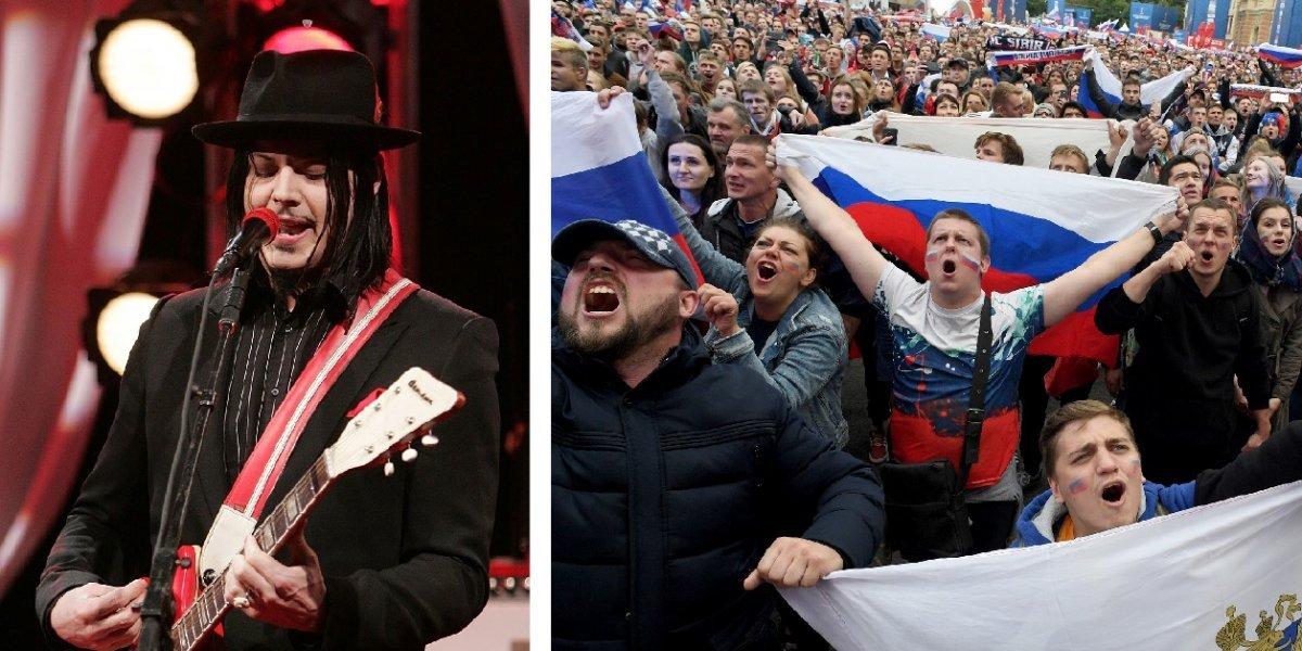 """""""Seven Nation Army"""", la canción que opaca a todos los temas de Rusia 2018"""