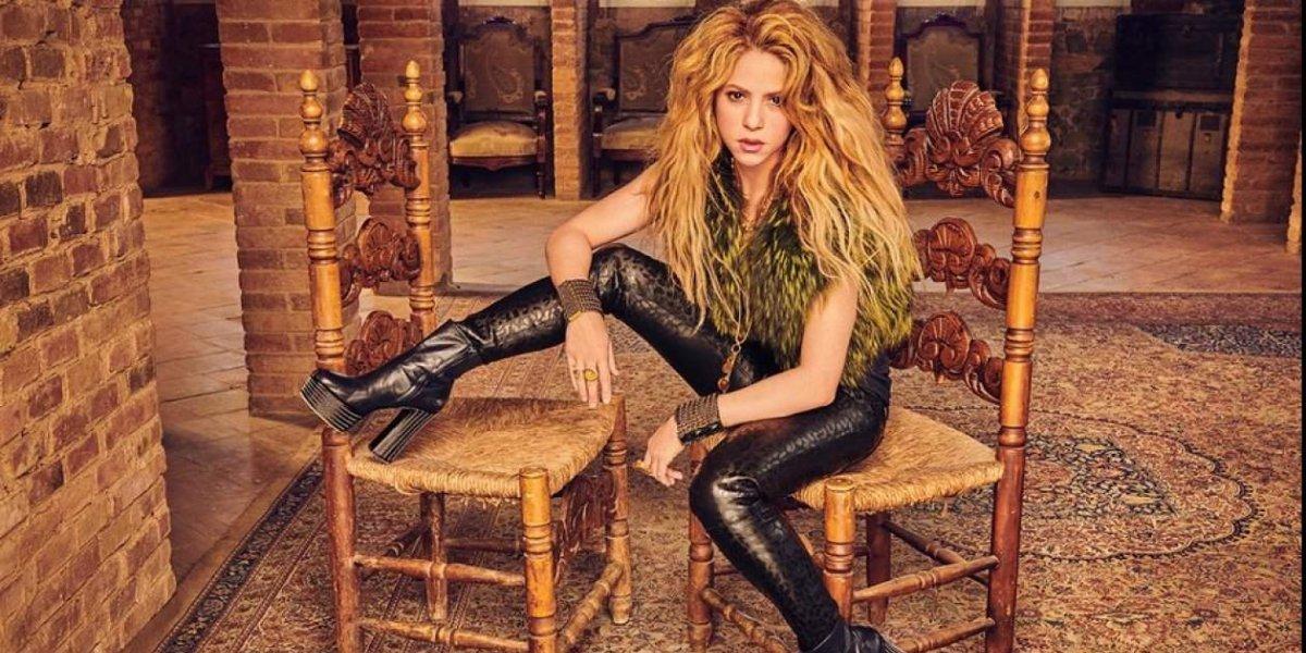 Shakira publica por primera vez un video en apoyo a la selección de España