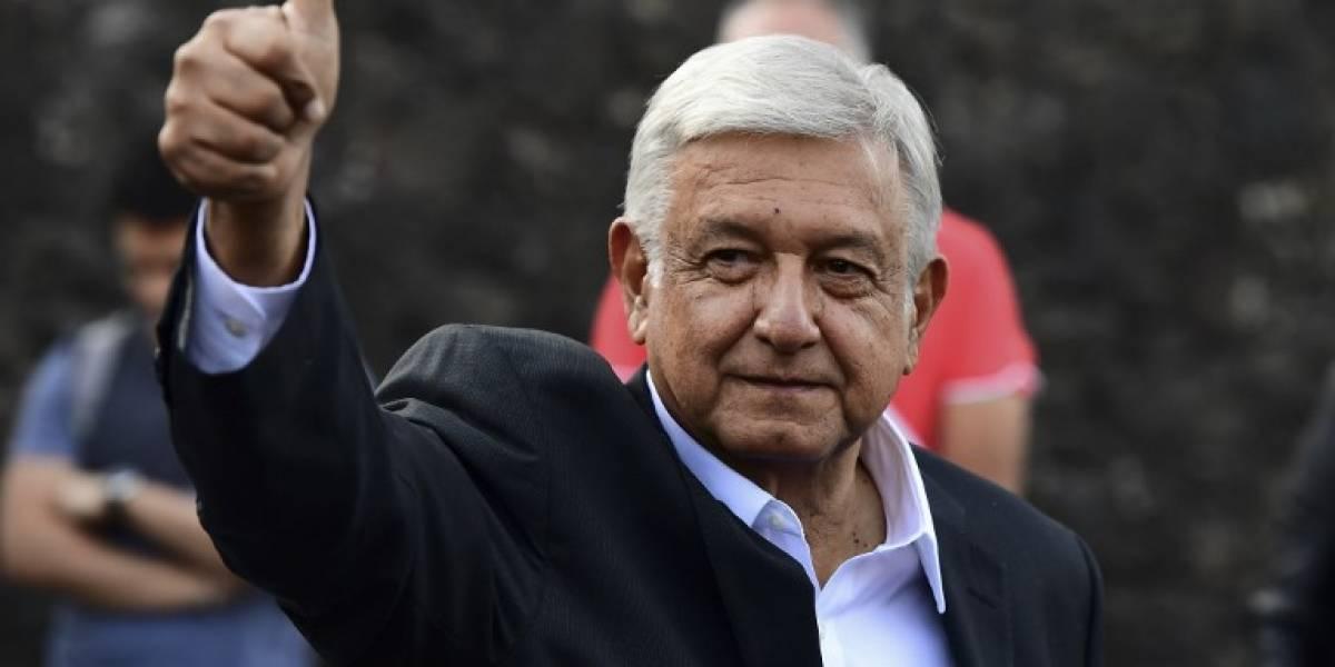 El voto en México se inclina hacia López Obrador