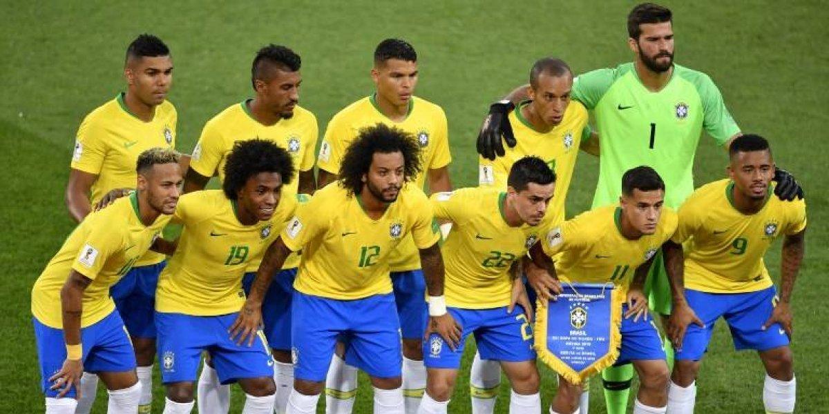 Tite confirma la baja más importante para Brasil en el duelo ante México