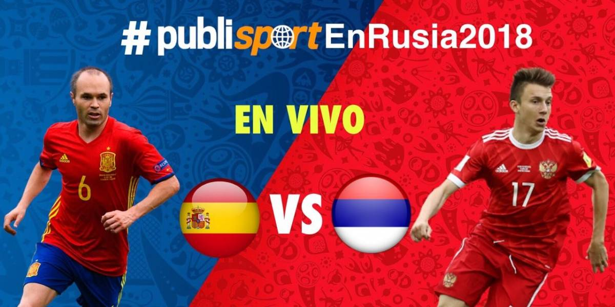 Rusia elimina a España del Mundial en tanda de penales